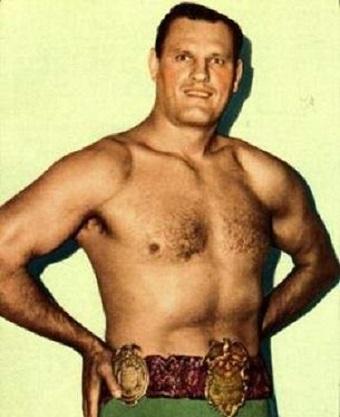 Killer Kowalski Wrestler